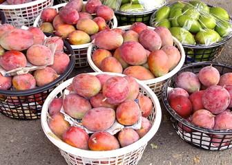 Mango closeup
