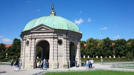 München Sehenswürdigkeit Hofgarten