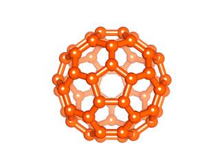 Fullerene_orange