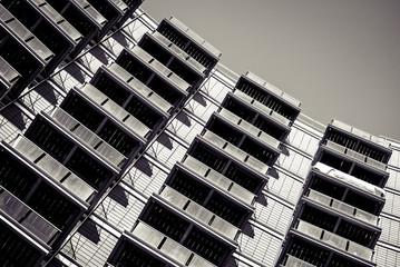 Balconies pattern