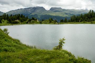 Colbricon lakes