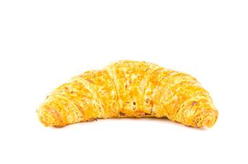 croissant isolated white background