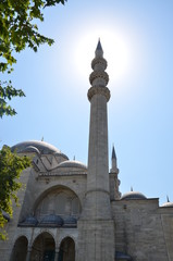 Sun Beyond Suleymaniye