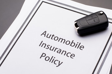 Automobile, Car Insurance Policy