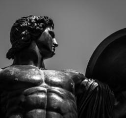 Hercules in Hyde Park