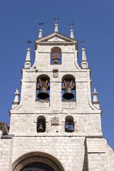 Saint Lesmes Abad Church belfry