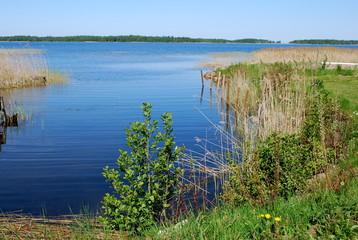 Bucht am Vänern