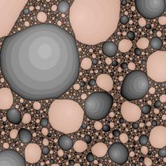 Beautiful Surface Like Sand Fractals