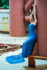 Girl in blue3