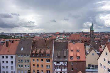 Nuernberg city germany