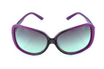 Beautiful sunglasses isolated