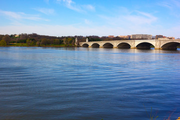 Arlington Memorial Bridge, Washington DC, USA