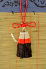 Cioseup colorful tassels Charm Pendant.