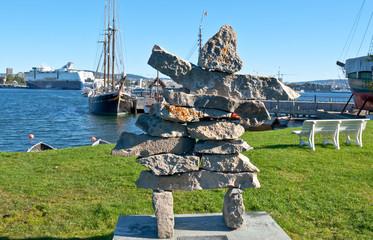 traditional scandinavian sculpture