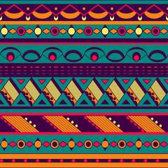 Seamless ethnic background
