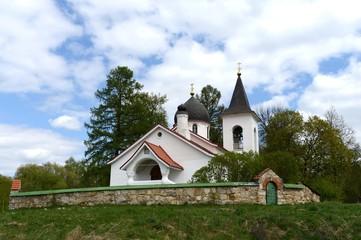 Trinity Church in the village Byokhovo