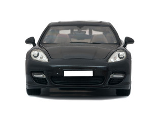 toy black car