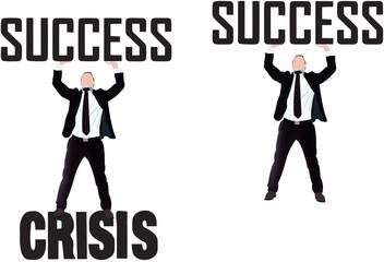 sostenere il successo