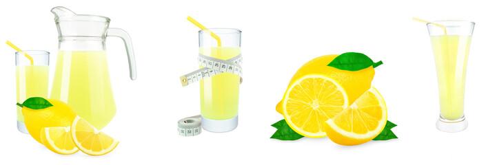 lemon juice and meter