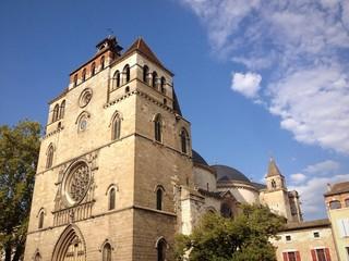 La cattedrale di Cahors - Francia