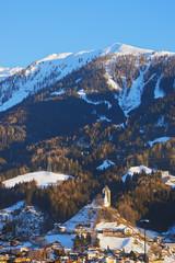 Castle Schwaz in Austria