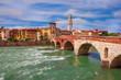 Ponte Pietra in Verona - 68985301
