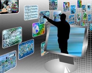 multimedia stream