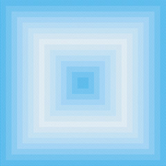 Blue square and line pattern2