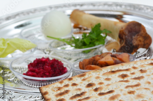 Passover Seder Plate - 68992349