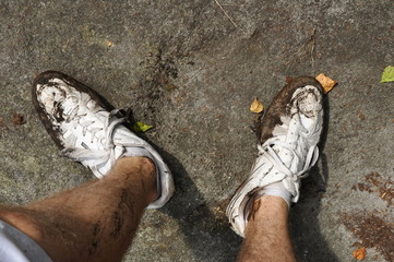 dirt shoes