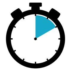 Stoppuhr: 10 Sekunden / 10 Minuten / 2 Stunden