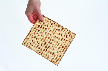 Matza - Passover Jewish Holiday