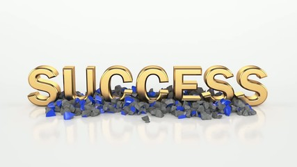success word destroying crisis word