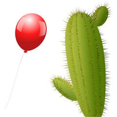Balloon Cactus