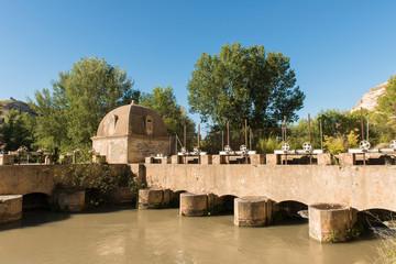 Presa De La Recueja. Albacete. España