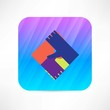 colored hands icon