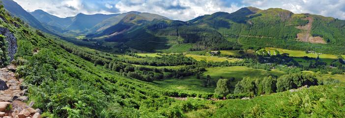 Mountains in Scotland
