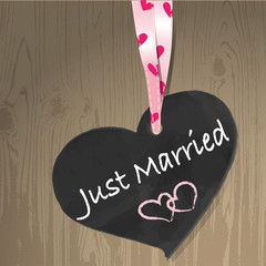 blackboard just married