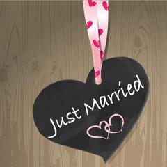 blackboard just married