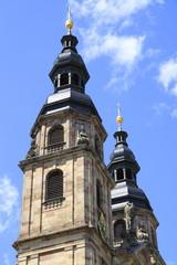 Glockentürme des Doms zu Fulda