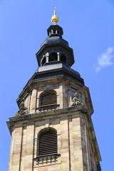 Glockenturm des Doms zu Fulda