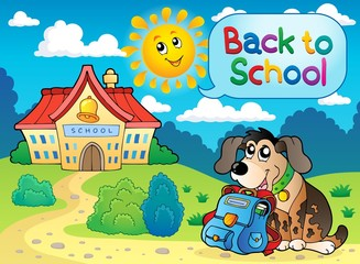 Back to school thematic image 5