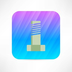 screw-bolt icon
