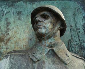 Russischer Soldat (Gesicht)