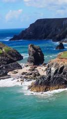 The beautiful Kynance Cove, Cornwall