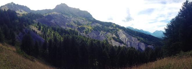 Pano montagne