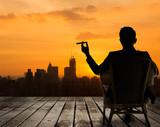 Fototapety successful businessman