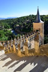 Alcazar of Segovia, Castilla Leon, Spain.