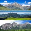 cime monturose collage