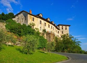 Settimo Vittone Burg - Settimo Vittone castle 01